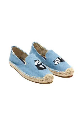 Soludos Panda Smoking Slipper