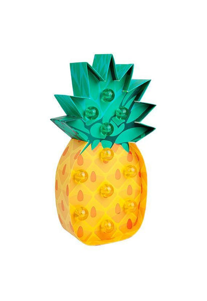 SunnyLife Pineapple Marquee Light