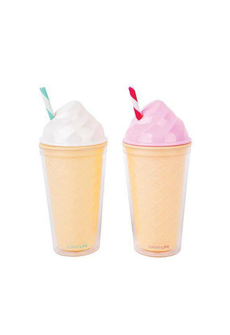 SunnyLife Tumbler Ice Cream Assorted
