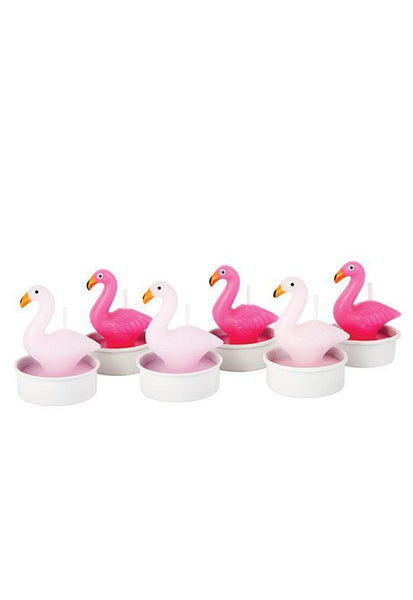 SunnyLife Flamingo Tea Lights