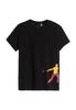 Tee Library Fire Breathing, Black