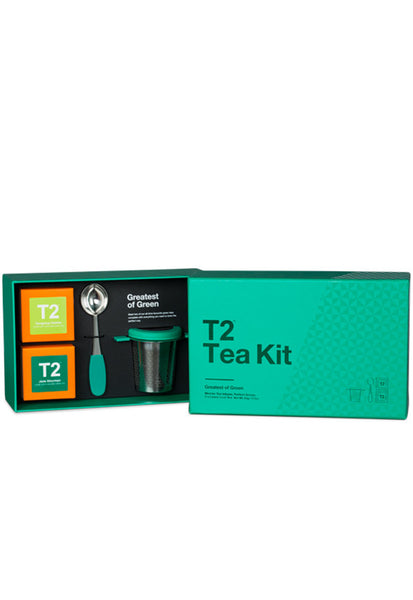 T2 Greatest of Green Tea Kit