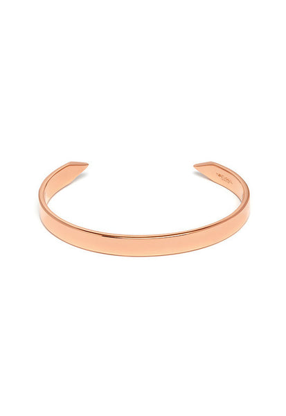 Northskull The End Cuff in Rose Gold