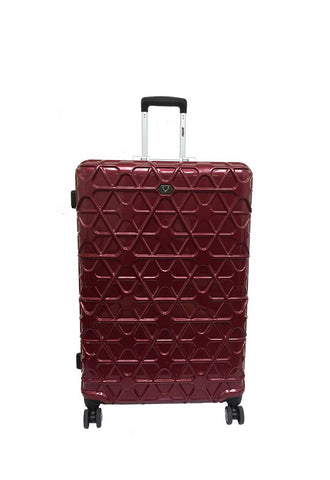Antler Topeka 8 Wheels Luggage, Red
