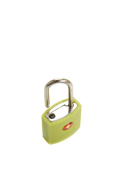 Travel Blue 027 TSA Indeti Lock, Green