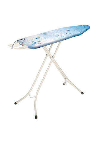 Brabantia Size B Ironing Board w/Steam Iron Rest - Ice Water