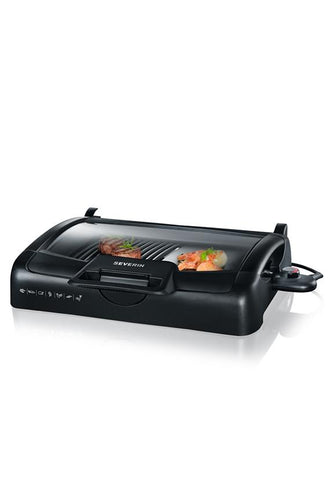 Severin BBQ Grill With Lid