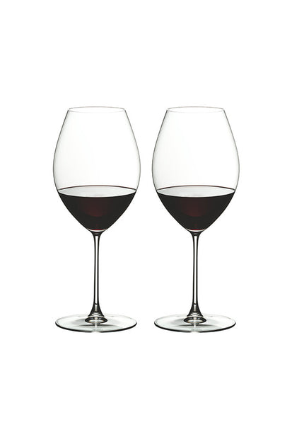 Riedel Veritas Old World Syrah  Glasses (Set Of 2)