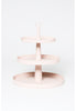 OMMO 3-Tier Interchangable Cake Stand