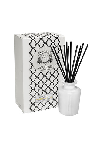 Aquiesse Fragrance Diffuser, White Ginger Lily