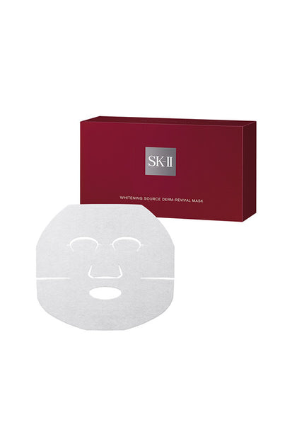 SK-II Whitening Source Derm Revival Mask, 6pc