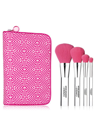 Clinique + Jonathan Adler: Luxe Brush Collection