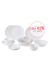 Corelle & Corningware 18pc Cook & Serve Set