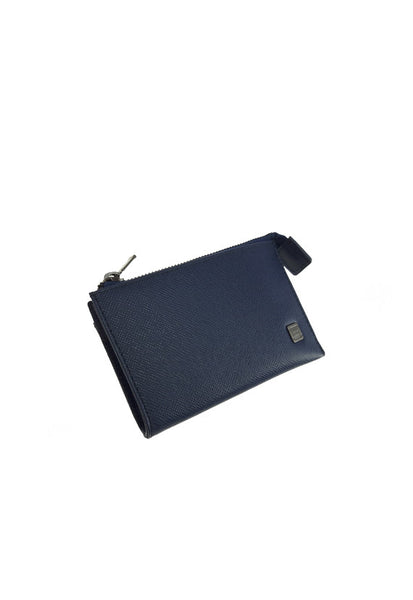 Pierre Cardin Zip Coin Pouch, Navy