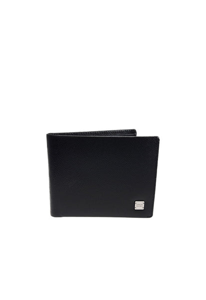 Pierre Cardin Flap Wallet with Window Compartment, Nero