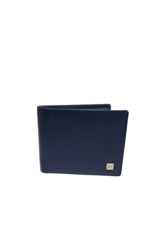 Pierre Cardin Flap Wallet with Window Compartment, Navy
