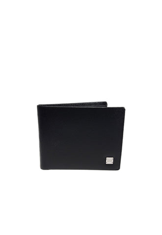 Pierre Cardin Flap Wallet with Coin Compartment, Nero