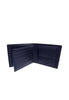 Pierre Cardin Flap Wallet with Coin Compartment, Navy