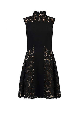 Nikkie Livvy Dress,<br /> Black