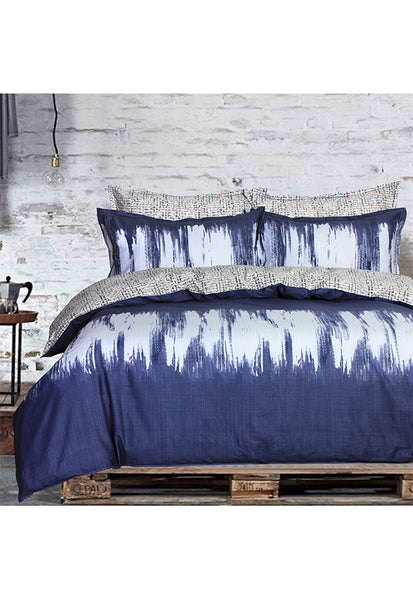 Balmain Studio 100% Cotton Sateen Printed Bed Set, Queen (Available in 5 Designs)