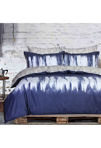 Balmain Studio 100% Cotton Sateen Printed Bed Set, King (Available in 5 Designs)