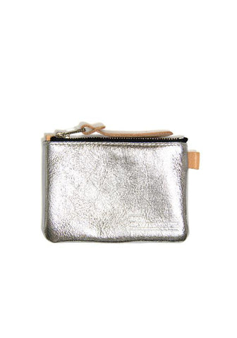 Buddy Fang Wallet Metal, SIlver
