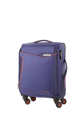 American Tourister Applite 2 Spinner Exp with TSA, Blue
