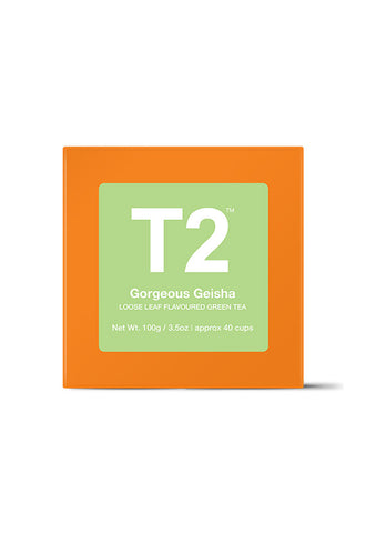T2 French Gorgeous Geisha Tea