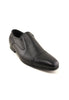 Hanson Bootmaker Slip-on Dress Shoes, Black