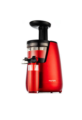 Hurom Slow Juicer, Red