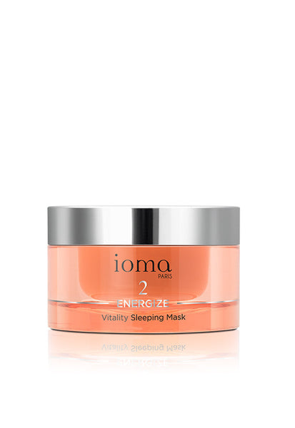 Ioma Vitality Sleeping Mask, 50ml