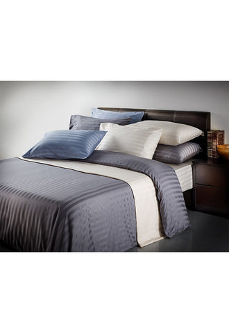 Hotel Collection 100% Cotton Sateen Bed Set, King (Available in 3 Colours)