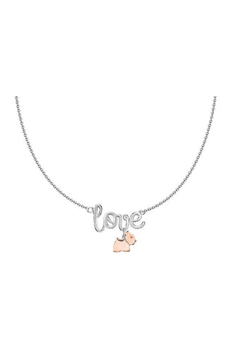Agatha Necklace Lady Love
