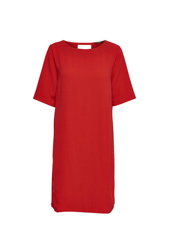 Only Groove Dress, Red