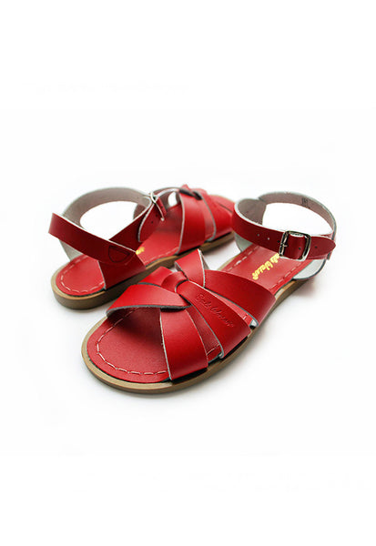 Salt Water Sandal Original, Red