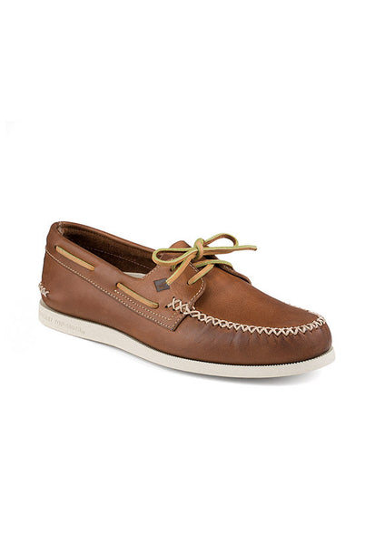 Sperry Authentic Original Wedge Boat Shoe, Tan