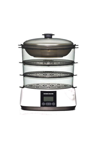 Rommerlsbacher 3 Tier Food Steamer