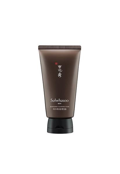 Sulwhasoo Refreshing Cleansing Foam, For Men