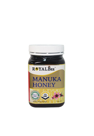 Royal Bee Manuka UMF15+, 500g