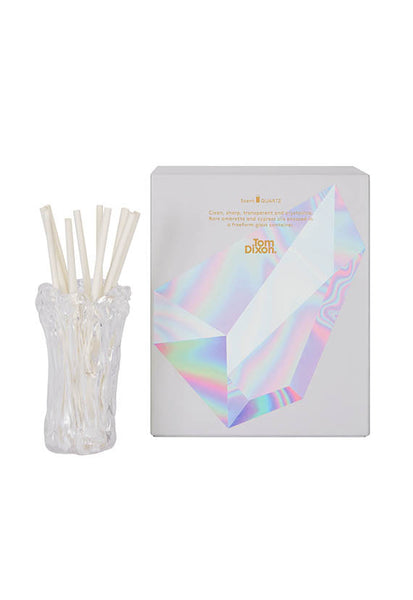 Tom Dixon Materialism Quartz Reed Diffuser, 200ml