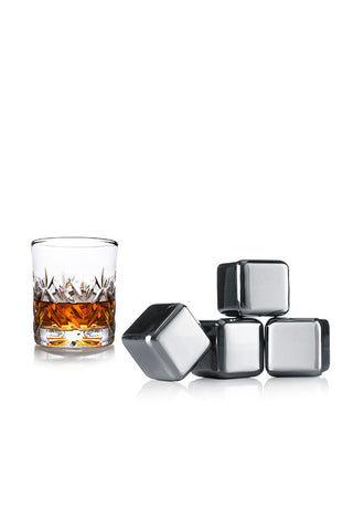 Vacu Vin Whiskey Stones, Set of 4