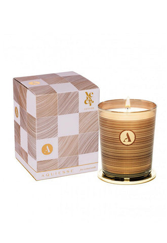 Aquiesse Candle In Gift Box, Vetiver
