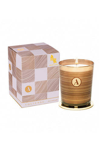 Aquiesse Candle In Gift Box, Wild Ylang