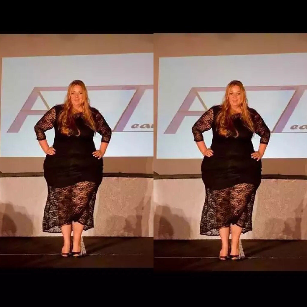 Flashback to Fall 2015: Rock Your Curves, North Hollywood