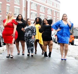 ARTTwear's curvy design showcase in New York City