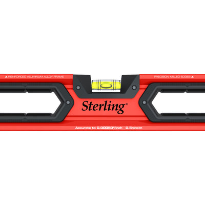 STERLING Professional Box Spirit Level • 600㎜
