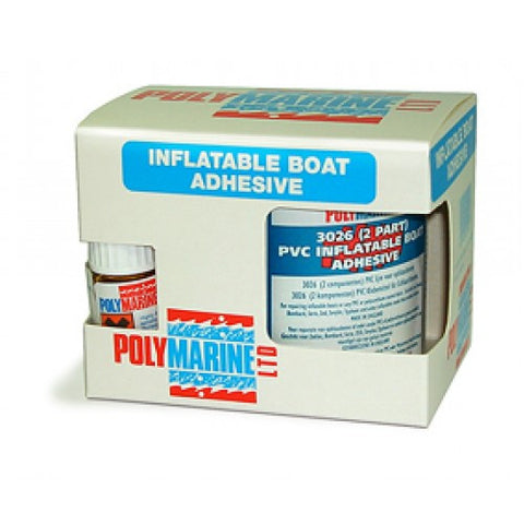 3026 PVC ADHESIVE, 2 PART, 250ML TIN