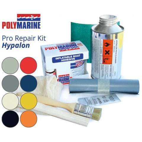 HYPALON PROFESSIONAL REPAIR KIT