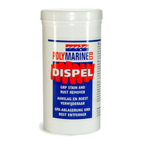 DISPEL GRP STAIN AND RUST REMOVER