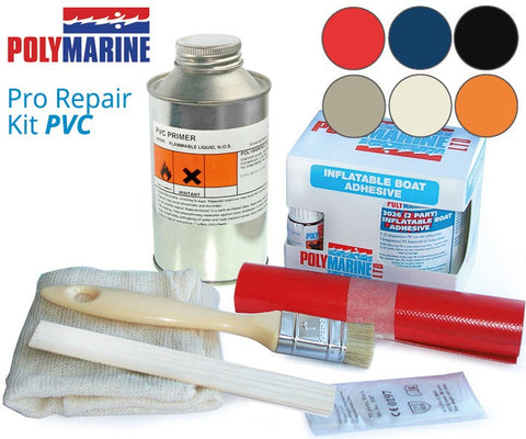 PVC PROFESSIONAL REPAIR KIT